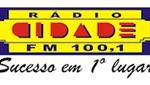 Rádio Cidade FM 100.1